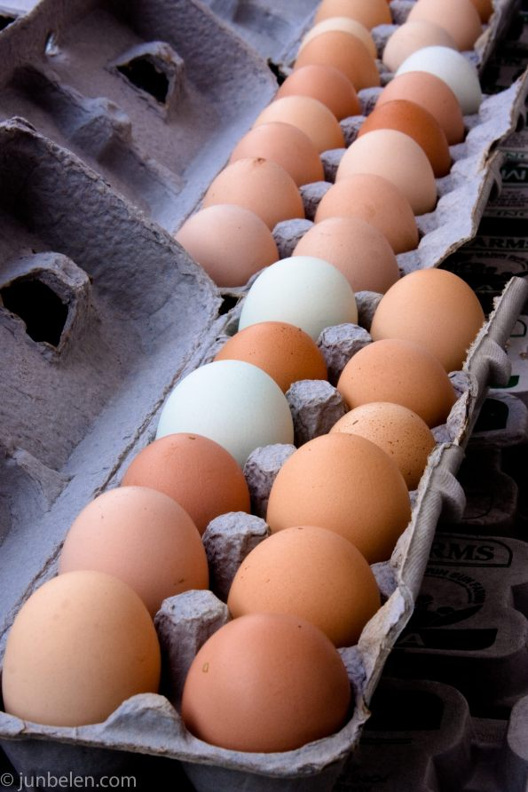 Fresh Farmers Market Eggs