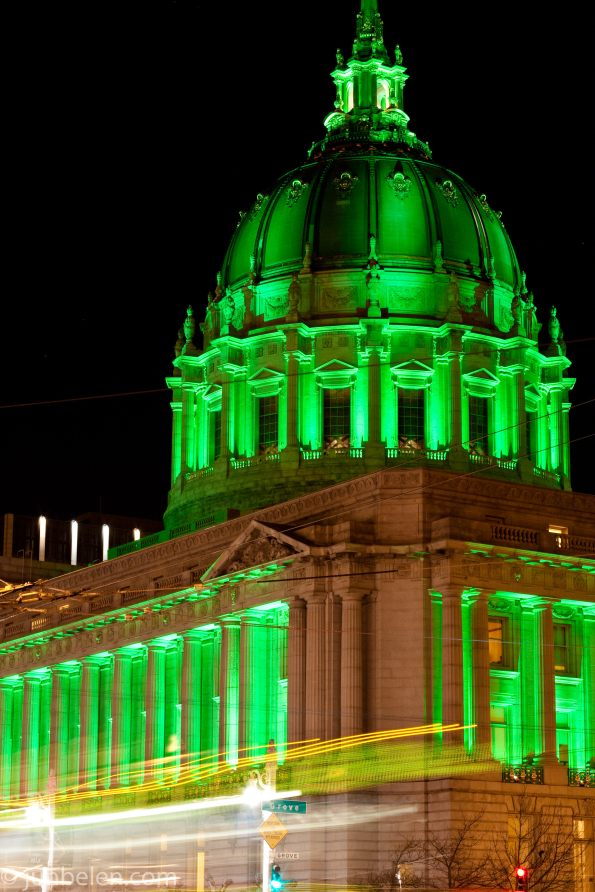 The Emerald City Hall