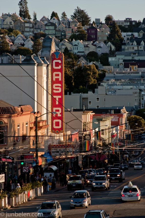 Castro Theater in San Francisco