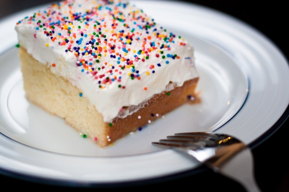 Homemade Tres Leches