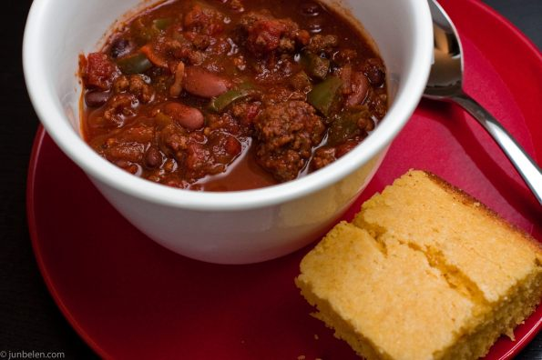 Hearty Homemade Chili