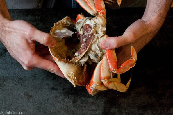 Cracking the Crab Open