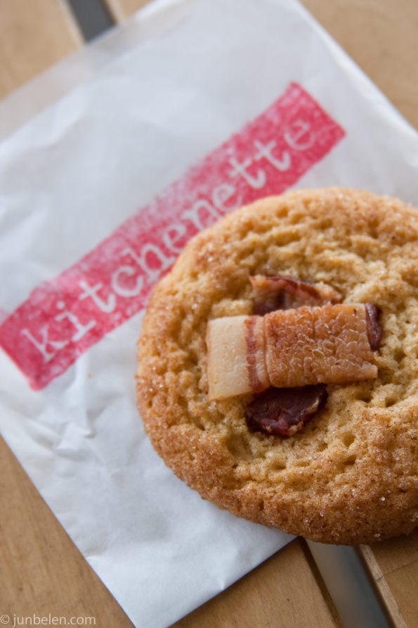 Kitchenette's Bacon Snickerdoodle