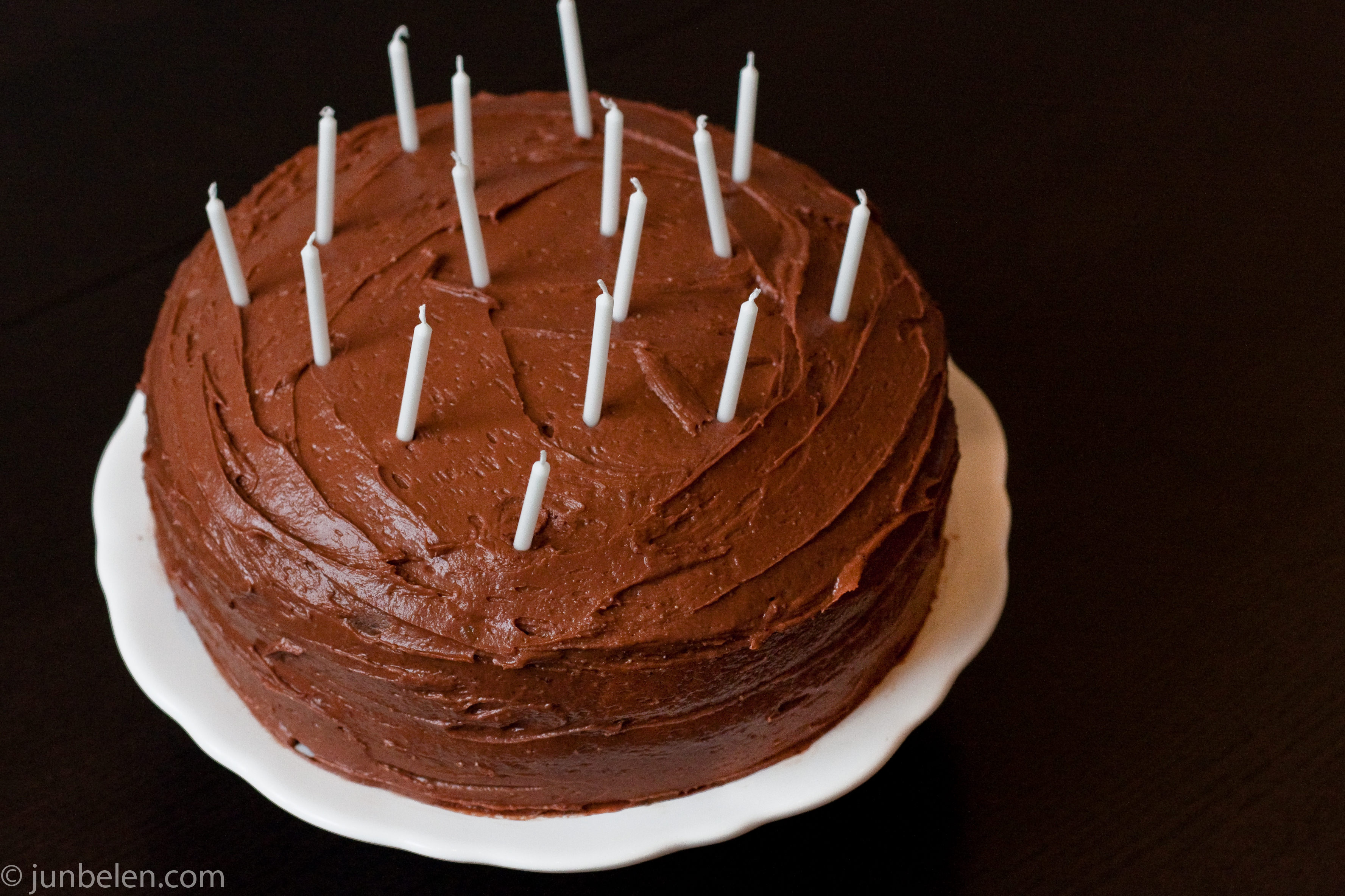 Homemade Chocolate Cake Peanut Butter Frosting: 301 Moved Permanently